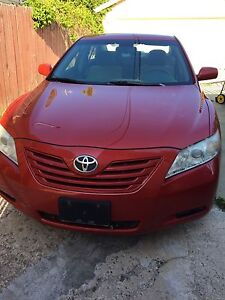 2008 TOYOTA CAMRY LE SAFETIED WITH CLEAN TITLE