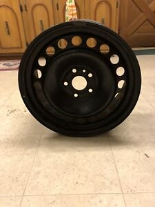 """17"""" Steel rims with tire pressure sensors for Ford Edge"""
