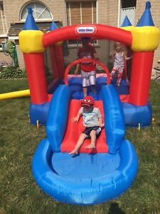 Toddler Bouncy Castle for Rent