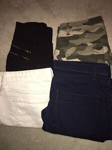 Women's jeans and pants small