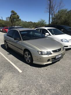 2004 VY Commodore