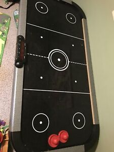 Free air hockey table if picked up