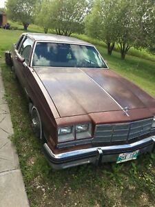1983 Buick le Sabre limited