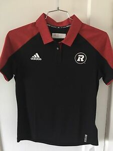 Redblacks Adidas size medium ladies polo