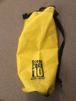 Karana Ocean Dry Pack Day Rucksack Waterproof Travel Kayak Bag 10