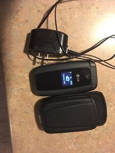 Téléphone cell LG