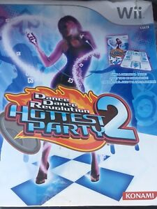 Dance Dance Hottest Party Revolution 2 for Wii