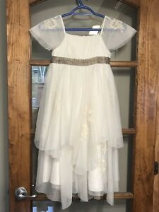 2 First communion/flower girl dresses