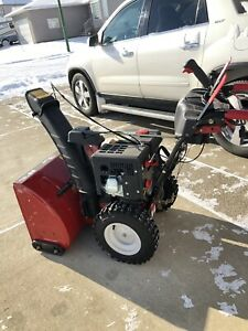 Snowblower Craftsman Mint condition