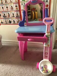 Kid toy markup table