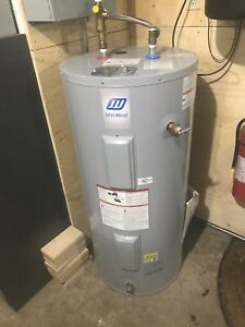 50 Gallon Electric Water Heater 2Yrs Old