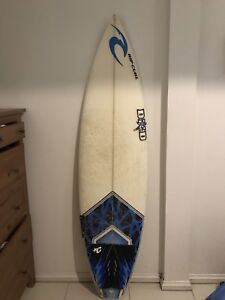 DHD Surfboard 6'3 Mick Fanning Edition