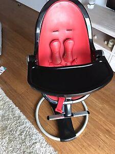 Bloom fresco high chair Zetland Inner Sydney Preview