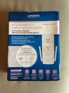 Linksys Amplification AC1200 RE6700