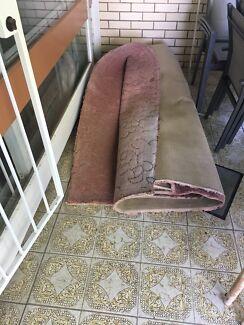 Old Carpet free