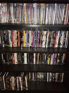 Over 225 DVD's For Sale