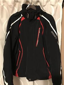 BEAUTIFUL HIGH END DESCENTE SKI JACKET MENS XL