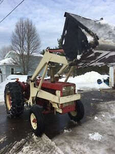 Nice tractor for sale