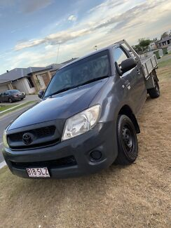 2009 Toyota Hilux Workmate Helensvale Gold Coast North Preview