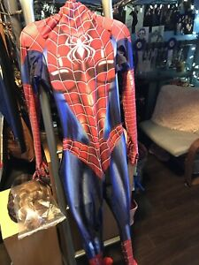 Spider-Man women's costume for sale