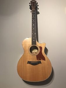 Taylor 414ce Grand Auditorium Acoustic/Electric Guitar
