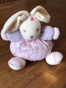 VENDU - NEUF avec étiquette-beau et doux lapin KALOO