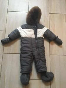 Infant Snowsuit - Joe Fresh Size 3-6 months