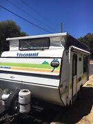 Viscount Pop-top Caravan Collie Collie Area Preview