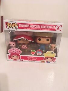 Funko Pop Strawberry shortcake BNIB