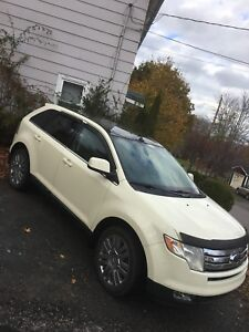 "2008 FORD EDGE LIMITED AWD ""reduced"""