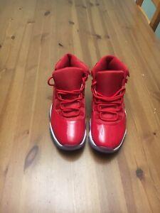 dcb933d201b4b1 Air Jordan 11 Gym Red   Size 10 DS