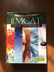 ExamKrackers MCAT 9th Edition Study Package