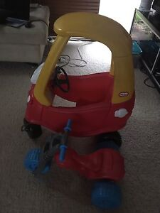 Little Tikes Cozy Coupe + Ride On Tricycle West Pennant Hills The Hills District Preview