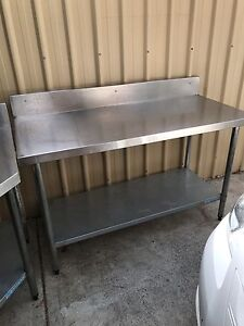 Stainless Steel Bench Mount Coolum Maroochydore Area Preview