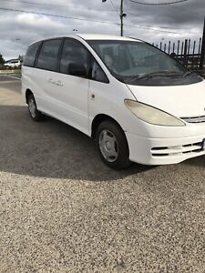 Toyota Tarago 8 seater North Geelong Geelong City Preview