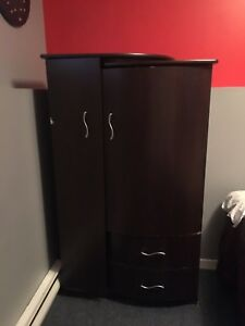 Stand-Up Armoire & Dresser