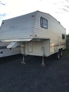 1992 TERRY RESORT 26FT FIFTH WHEEL