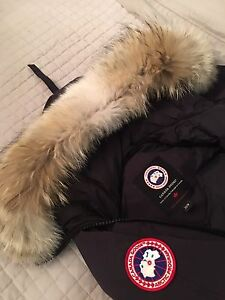 Real Canada Goose nego xs NEGo