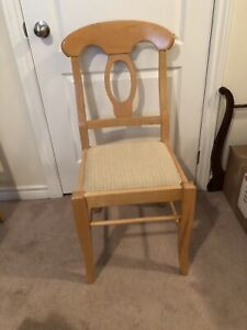 WoodCraft Dining Chairs