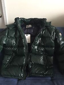 High End Replica Dark Green Moncler Maya Size Large-XL