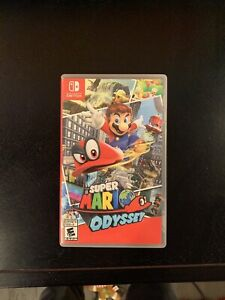 Super Mario odyssey!!!
