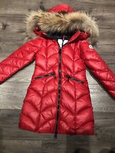 Moncler Down Jacket new with tag 6years old