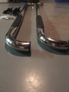 09-13 Ford F-150-SuperCrew Running Boards