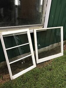 Old assorted windows for sale.