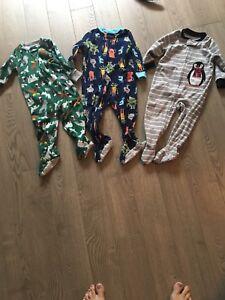 Pyjamas polar 18 mois