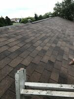 Roofing new and reroof