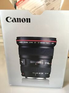 Canon 17-40mm F/4 like new (nego)