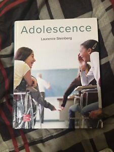 Adolescence - Laurence Steinberg 11th Ed.