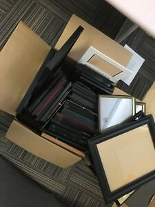Box of about 45 frames