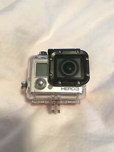 GoPro Hero 3 Silver + Accessories